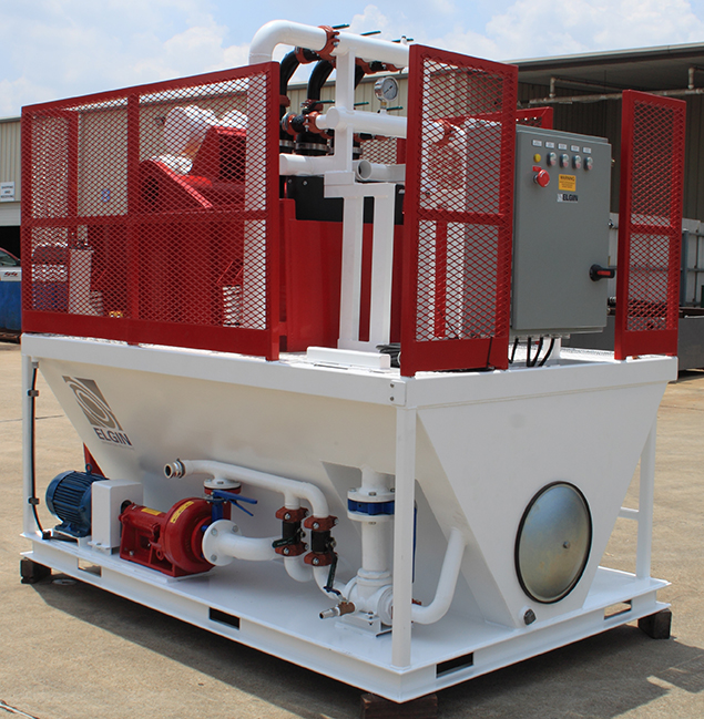 Millennium Energy Kemtron 200hd2 Mud Recycling Systems
